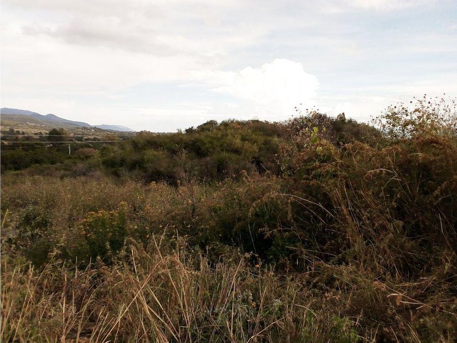 venta de terreno en chapala para inversion