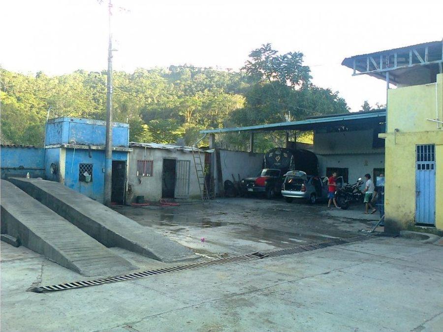 vendo estacion de servicio norte de santander