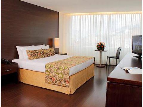 suite hotelera en milla de oro
