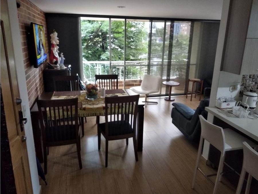apartamento moderno en zuniga envigado