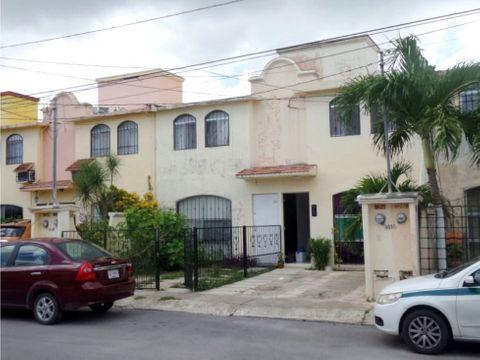 casa en venta paseos del caribe