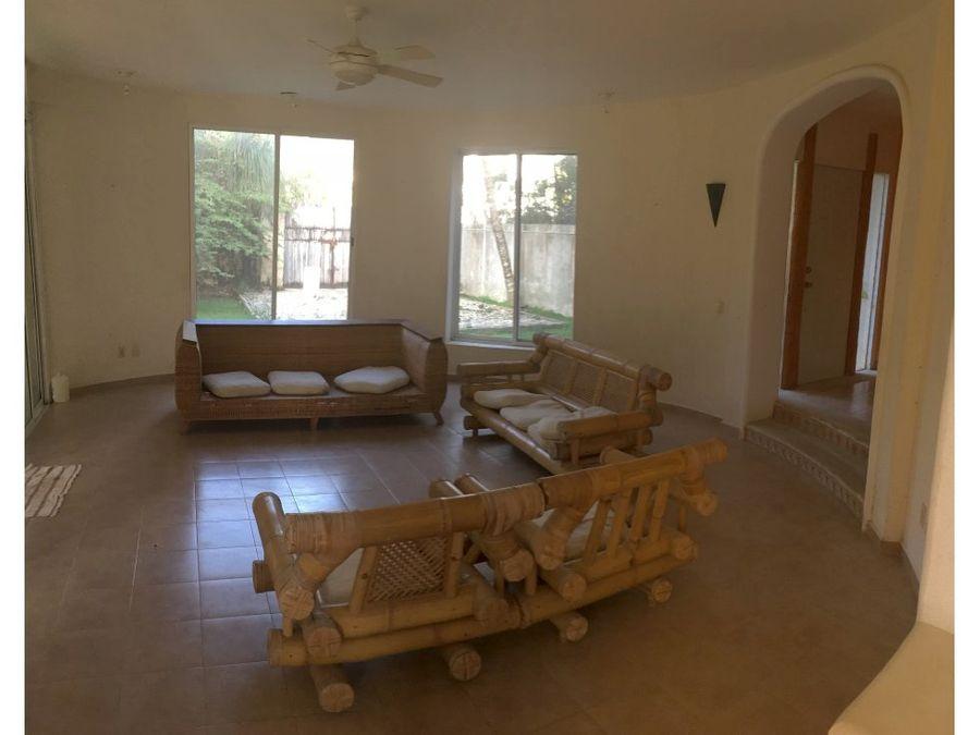 amplia casa en venta colonia doctores cancun