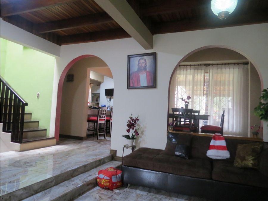 casa en san francisco de dos rios la pacifica lp1