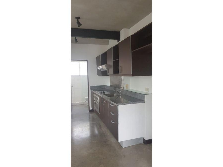 apartamento en condominio en santa ana lp1