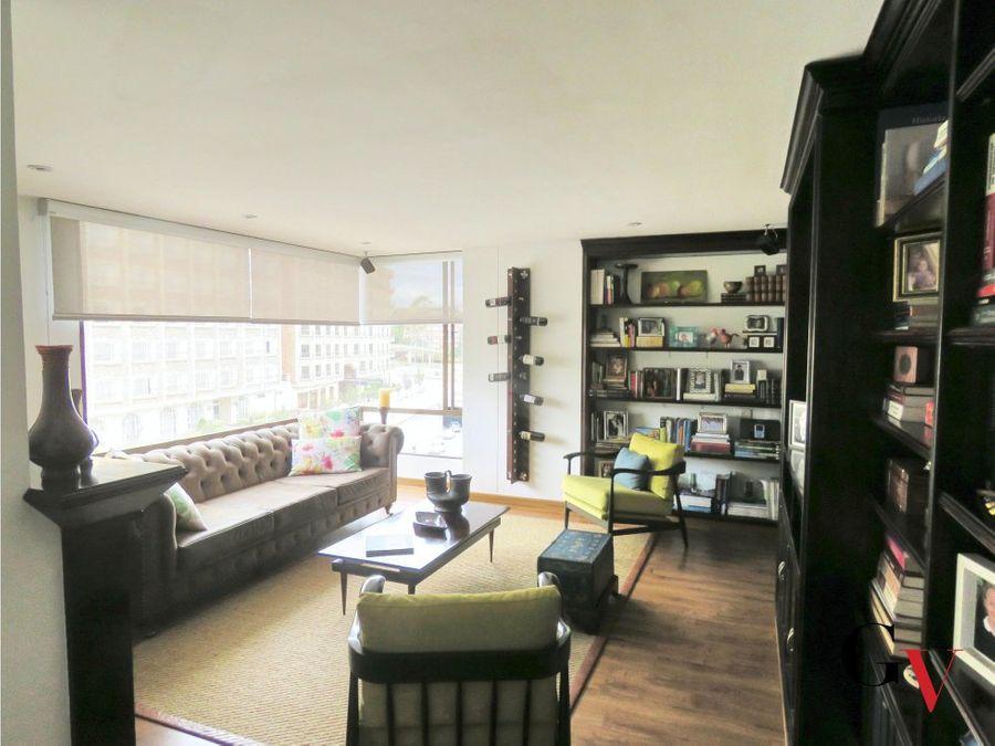 excelente apartamento para venta en chico