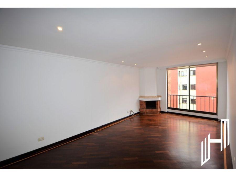 apartamento para venta en rincon del chico