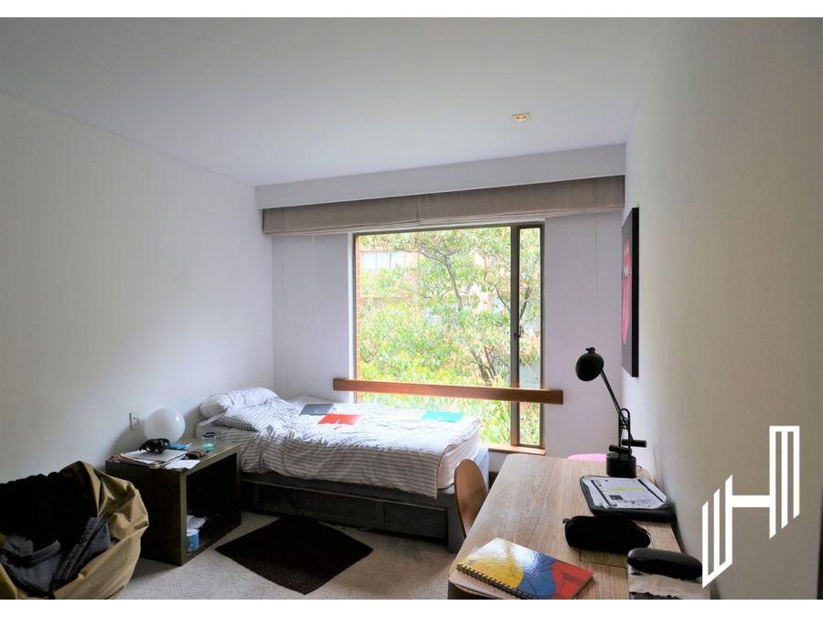 lindo apartamento en la cabrera para arriendo