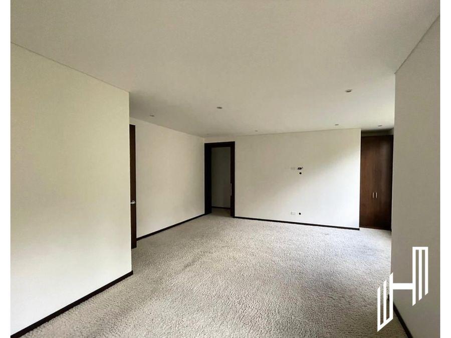 apartamento para arriendo en chapinero alto