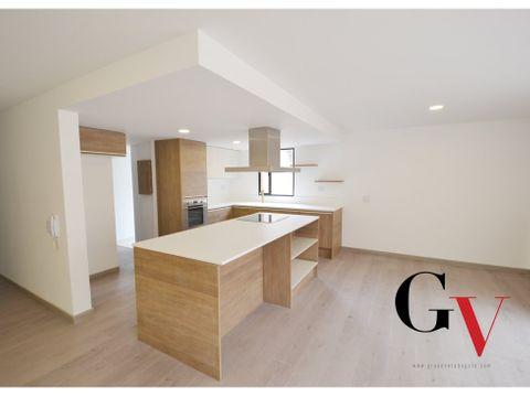 moderno apartamento para venta en rosales para inversion