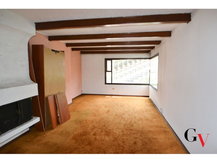 apartamento para remodelar en venta en el nogal