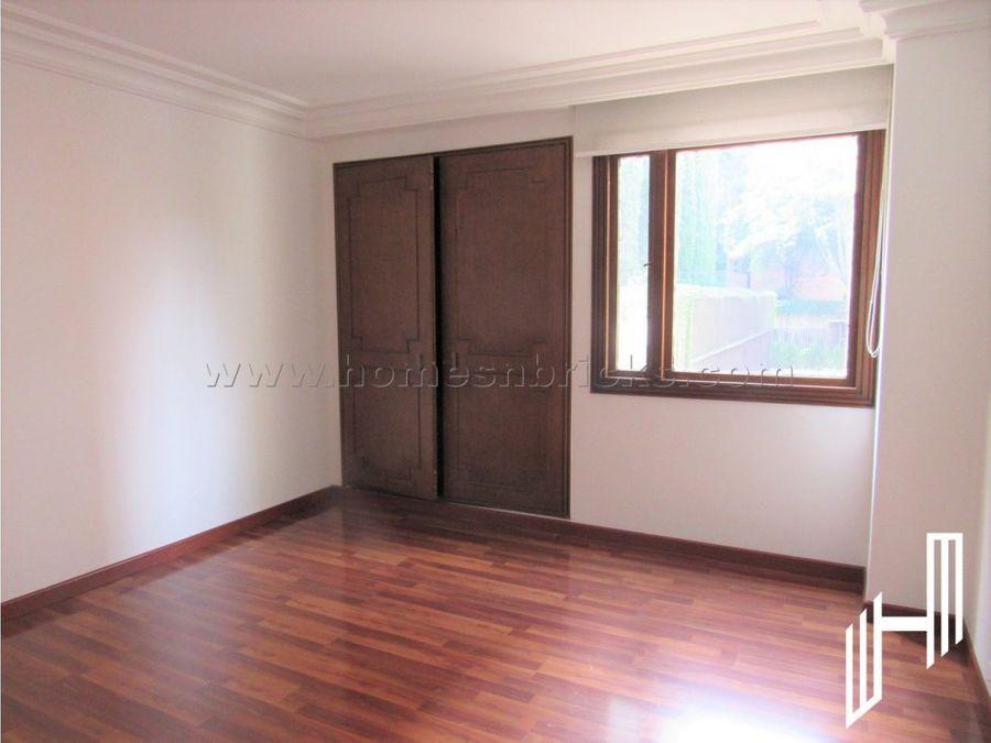 excelente apartamento en arriendo en rosales