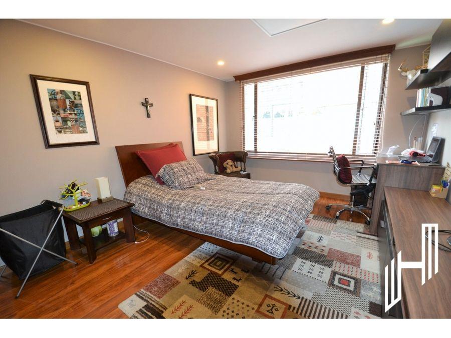 venta exclusivo apartamento en usaquen