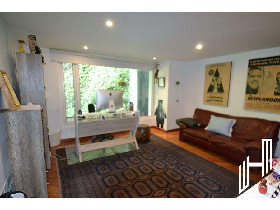 apartamento en refugio alto con terraza para la venta