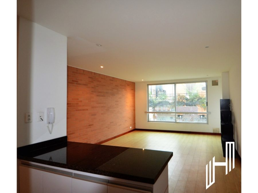 lindo apartamento con terraza para venta en santa barbara