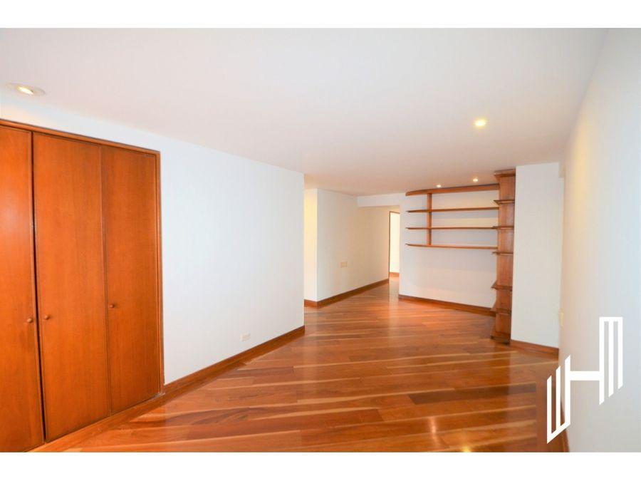 apartamento para venta con vista al parque el virrey