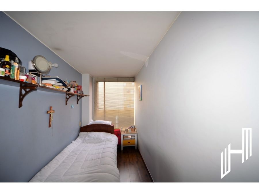 vendo apartamento para remodelar en la calleja