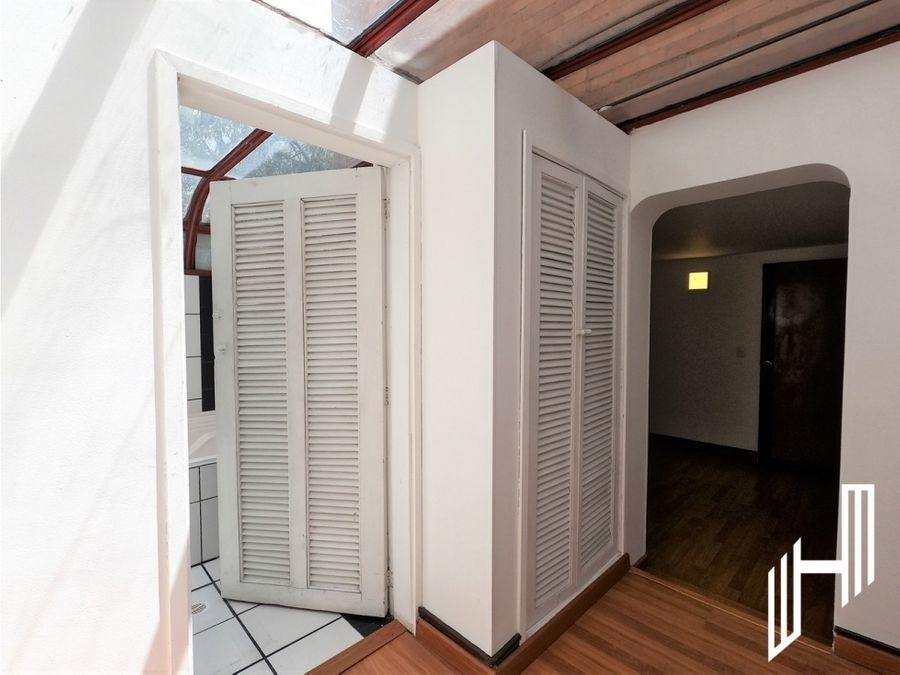 apartamento para arriendo en santa barbara central