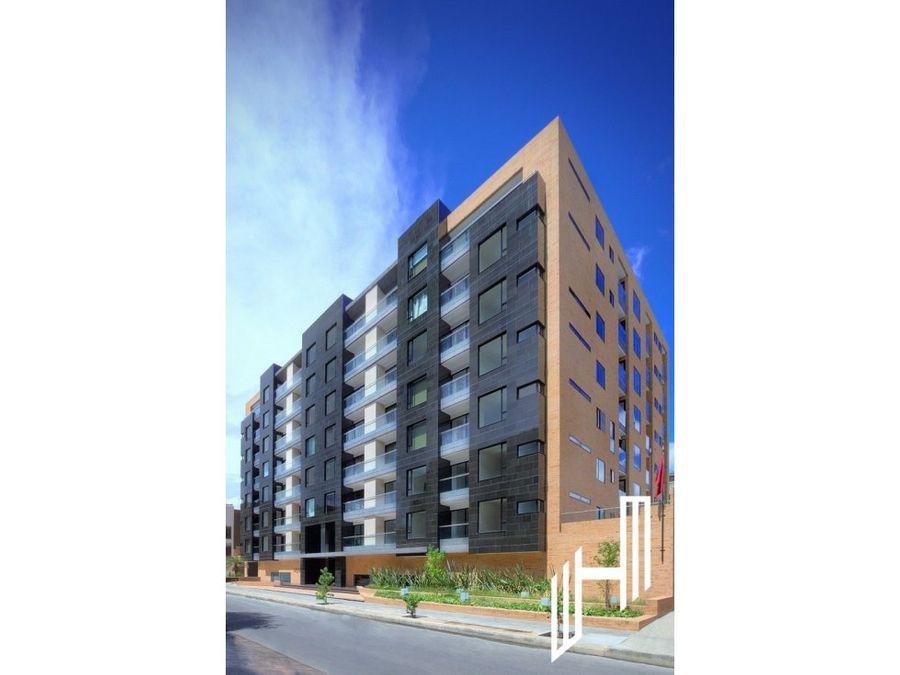venta bello apartamento en edificio con servicios hoteleros