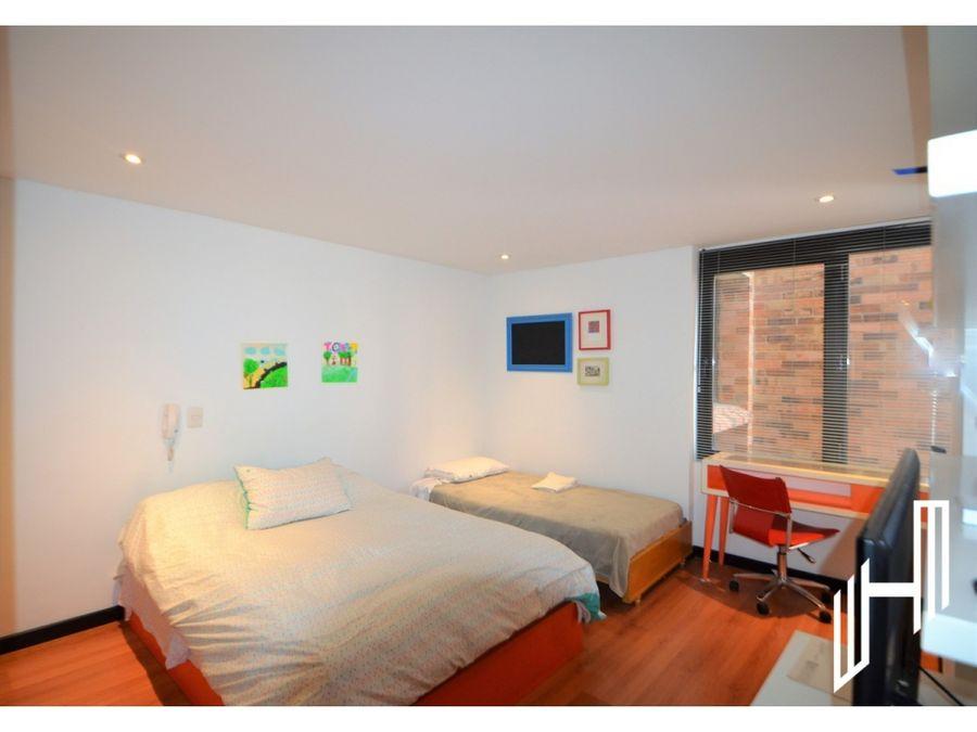 vendo moderno apartamento en el nogal