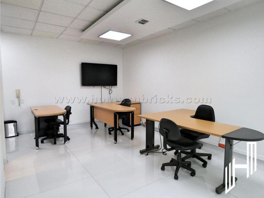 excelente oficina para arriendo en chico norte