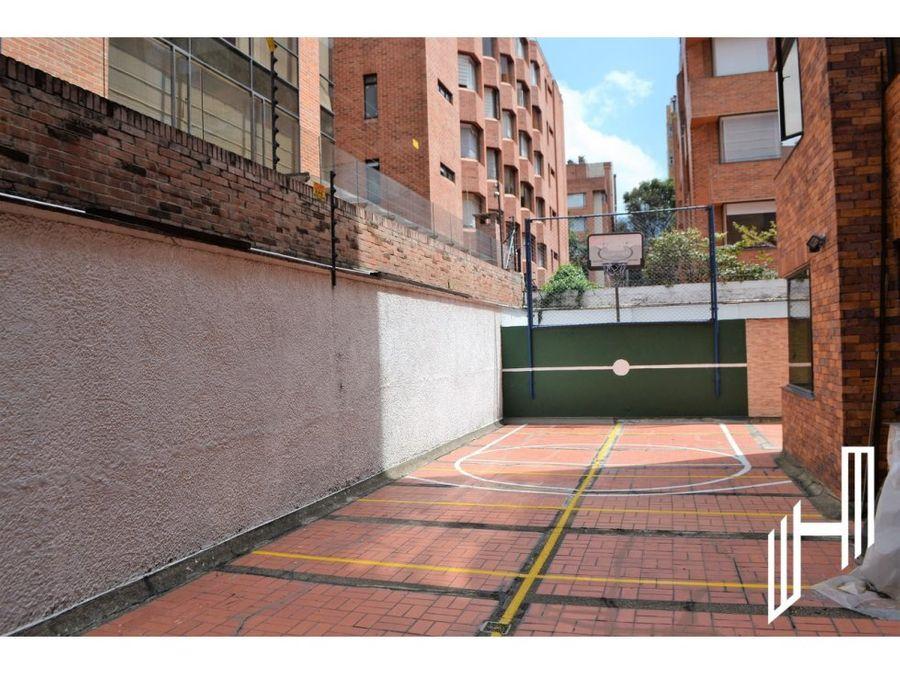 en venta apartamento en la carolina con terraza de 100 mts