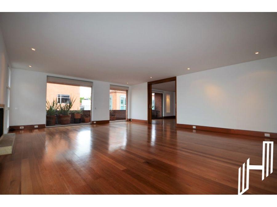 venta exclusivo apartamento en cabrera