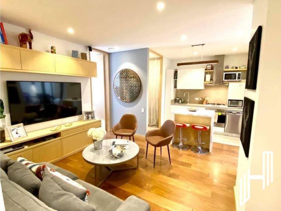 venta apartamento con terraza en virrey