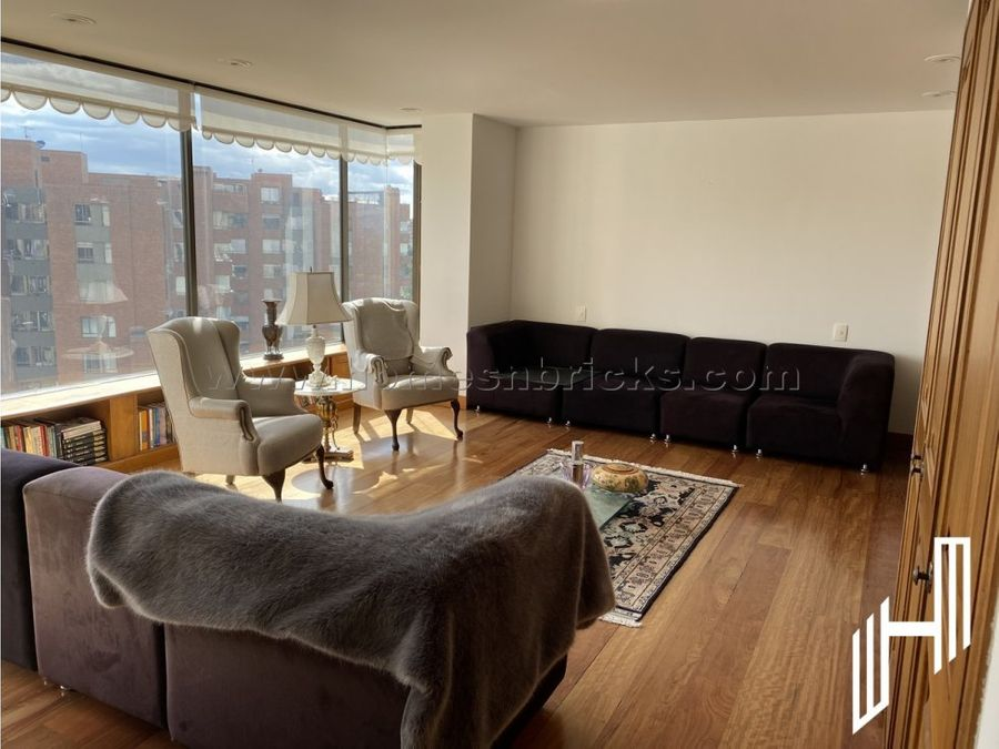 espectacular apartamento en parque central la carolina