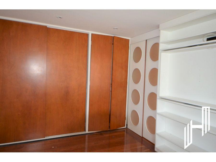 apartamento para venta en el nogal