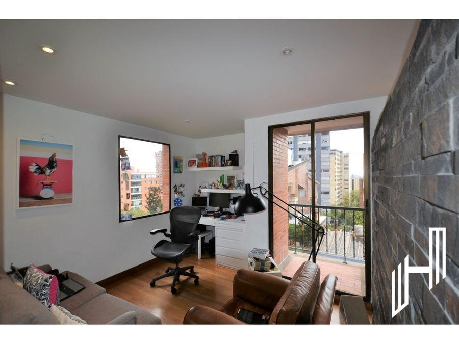 venta apartamento remodelado en rosales