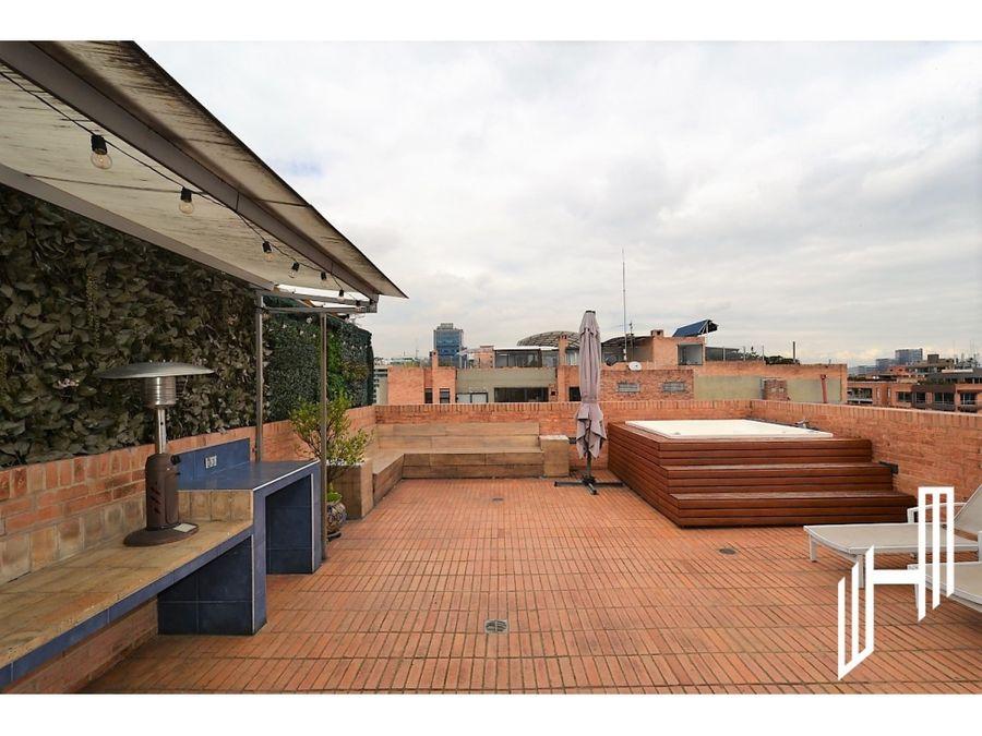 arriendo apartamento con terraza en rincon del chico