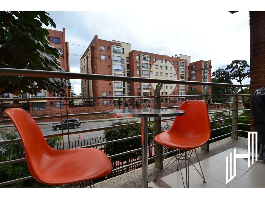 apartamento con balcones para venta en santa ana occidental