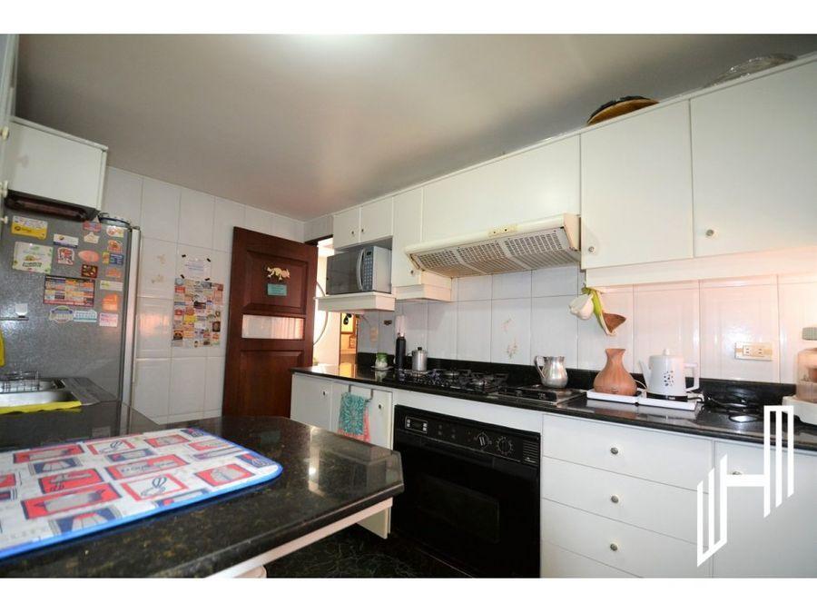 apartamento para venta en chico virrey