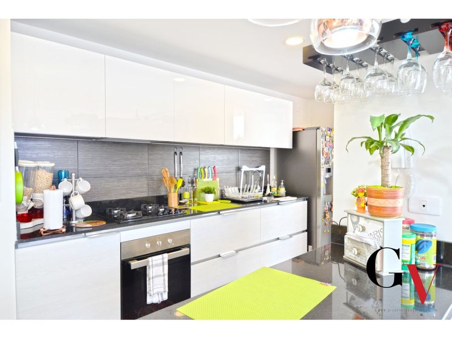 venta moderno apartamento en chapinero alto