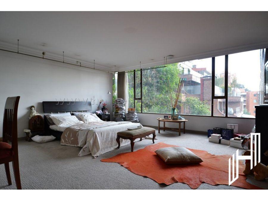 espectacular apartamento con vista en chico alto
