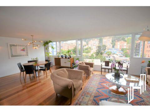 espectacular apartamento para venta en el castillo
