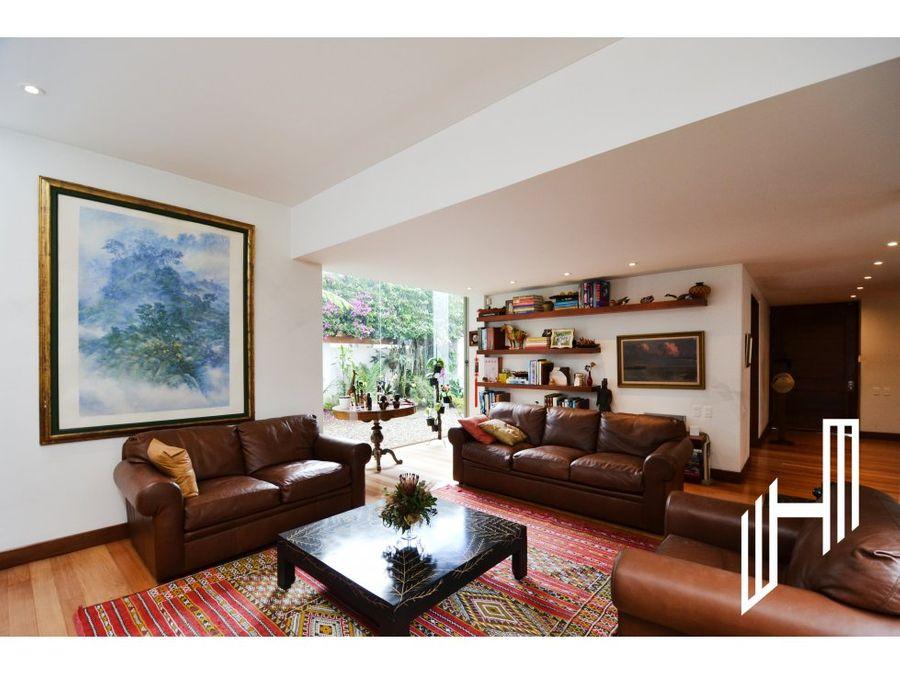 espectacular casa remodelada en santa barbara alta para venta