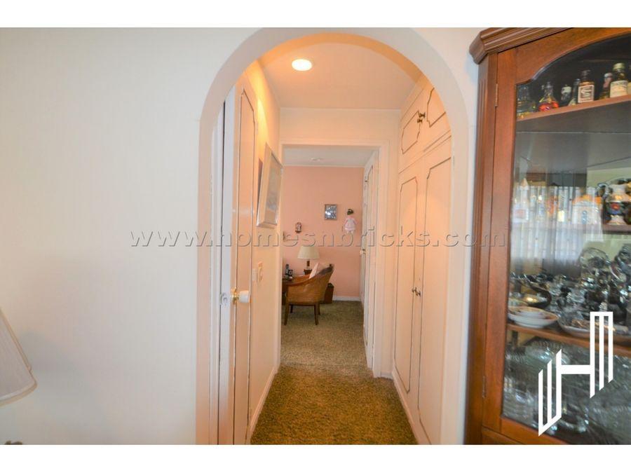 apartamento para venta en chico navarra