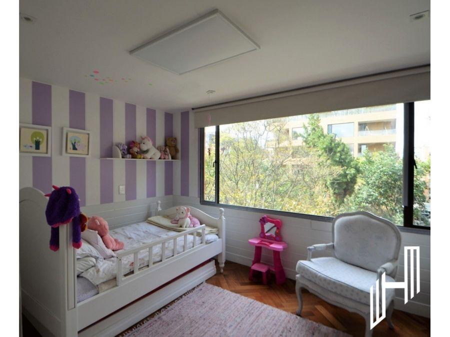 arriendo apartamento con terraza cubierta en chico