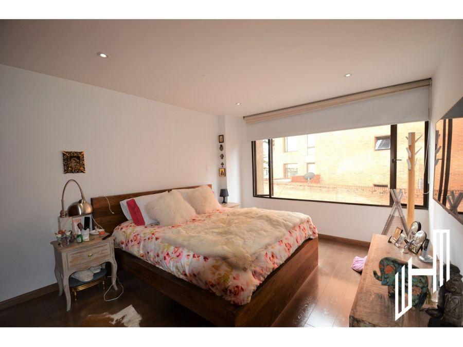 apartamento remodelado para la venta en nogal