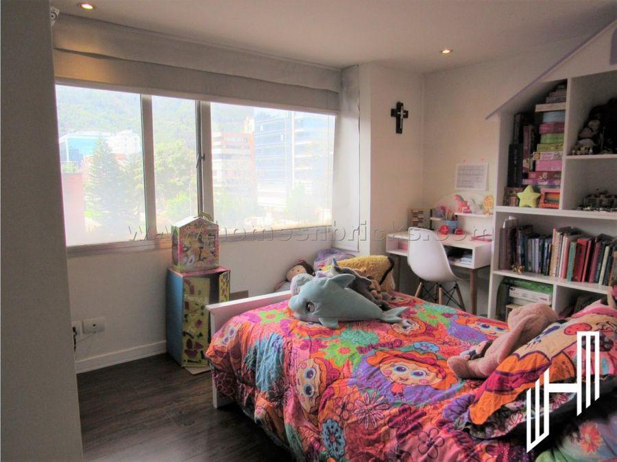lindo apartamento en venta en rincon del chico