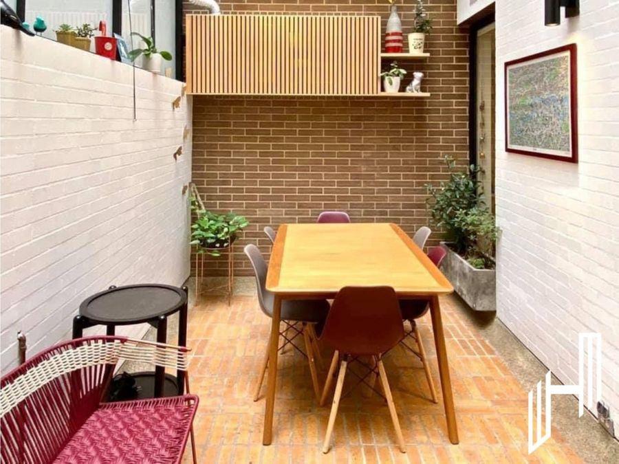 arriendo apartamento con terraza en virrey