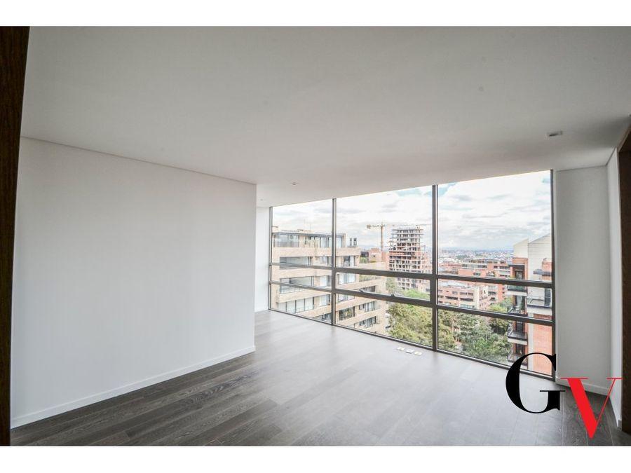 apartamento para venta en la cabrera