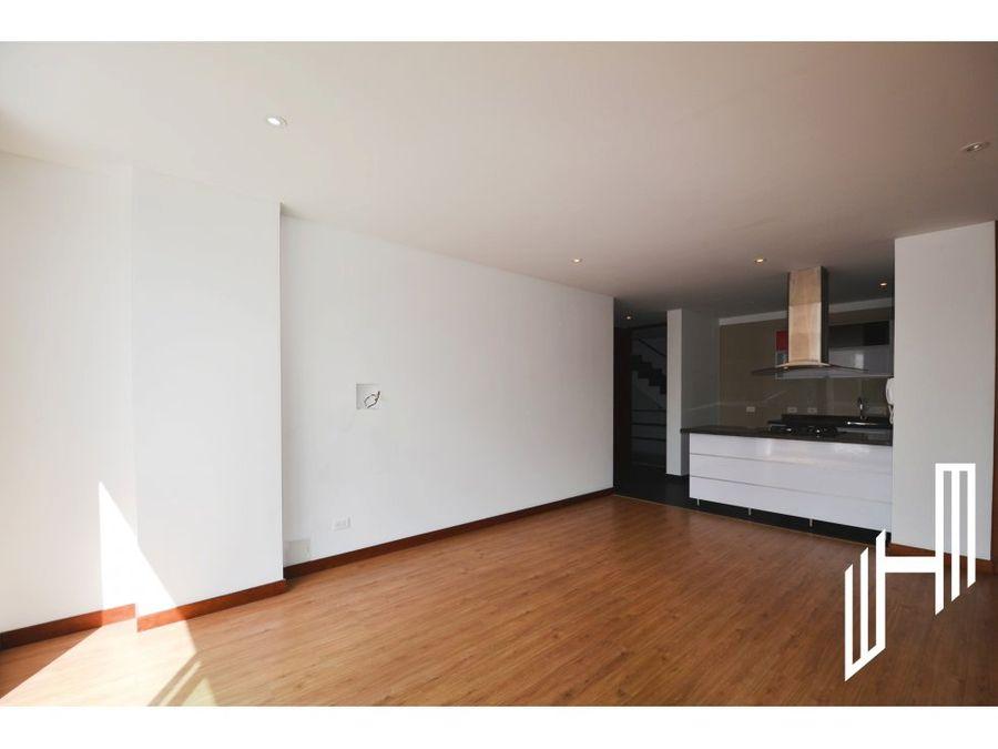 apartamento para venta en santa barbara