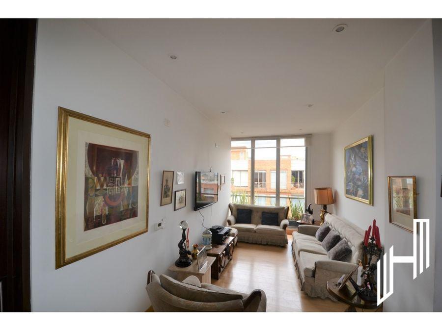 apartamento duplex para venta en chico reservado
