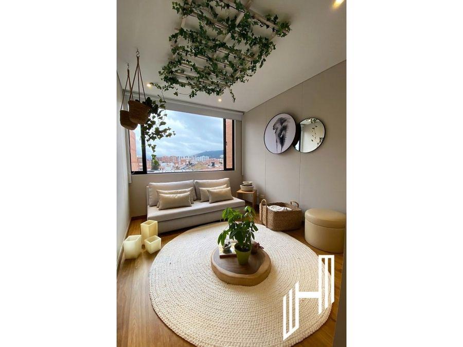 apartamento con club house para venta en santa barbara