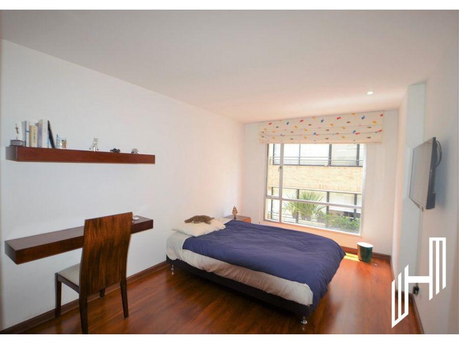 apartamento para venta en cabrera