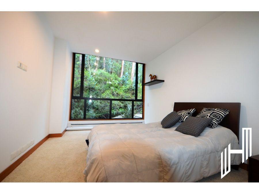 vendo exclusivo apartamento en bosque medina