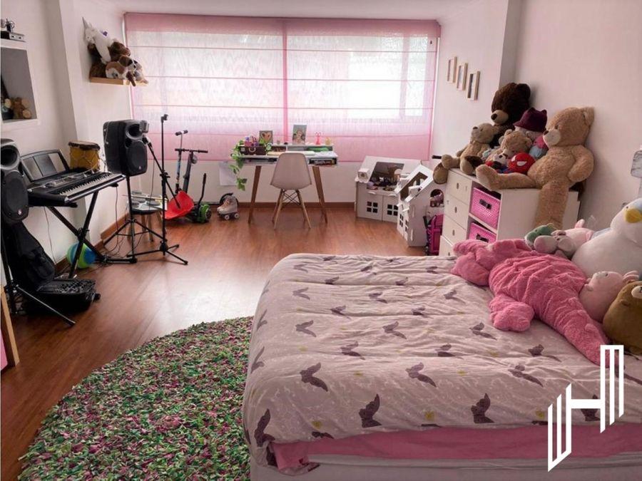apartamento para venta en chico reservado