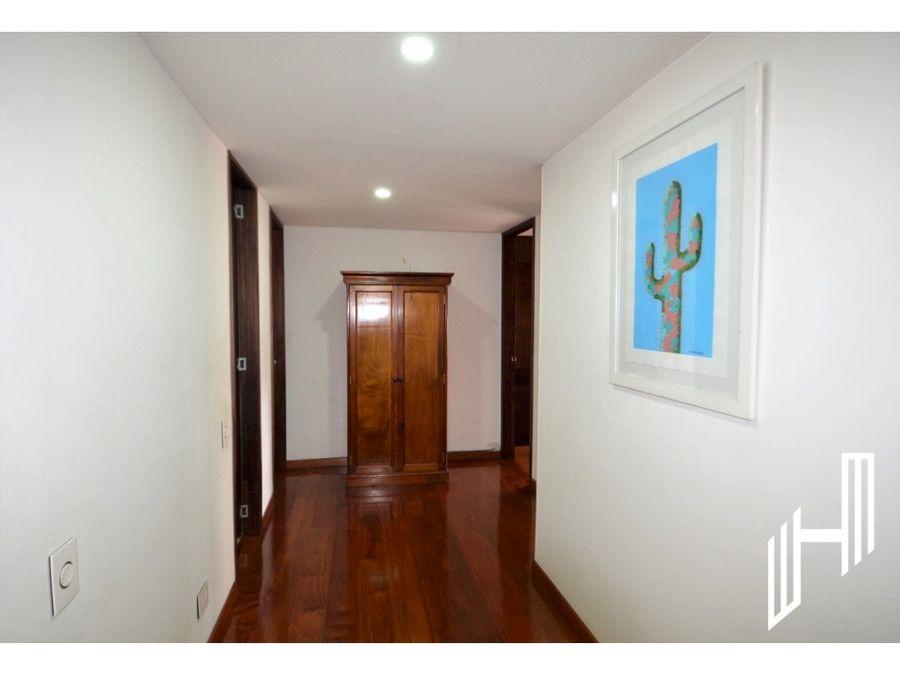 apartamento para arriendo en el nogal